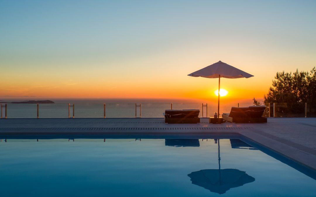 Villas de vacances avec les 5 meilleurs couchers de soleil à Ibiza